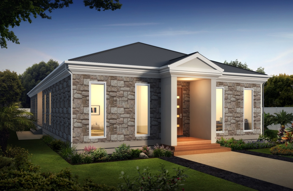 Flemington Luxury Style Home Swanbuild