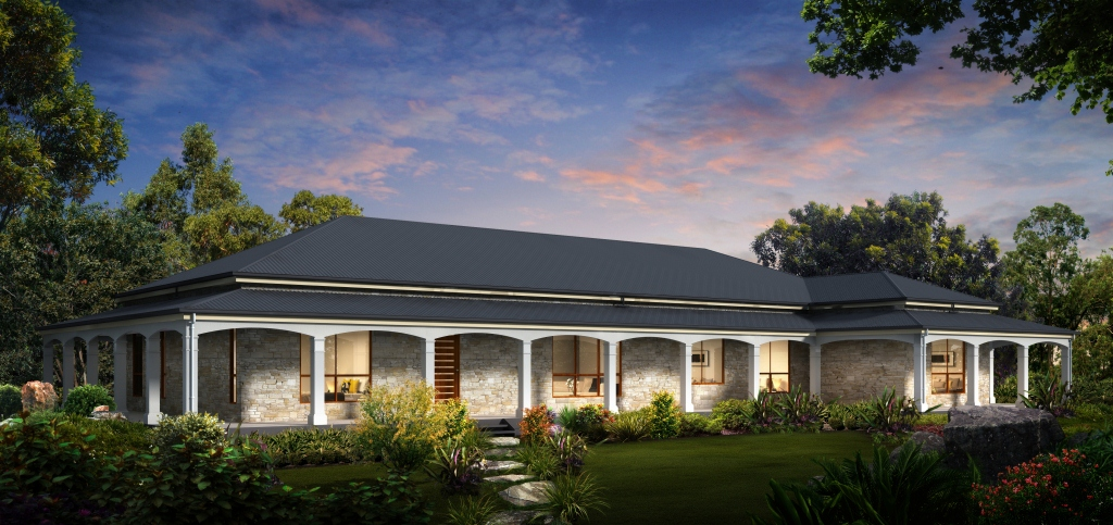 Country style transportable homes nsw home design and style for Homes to build on acreage