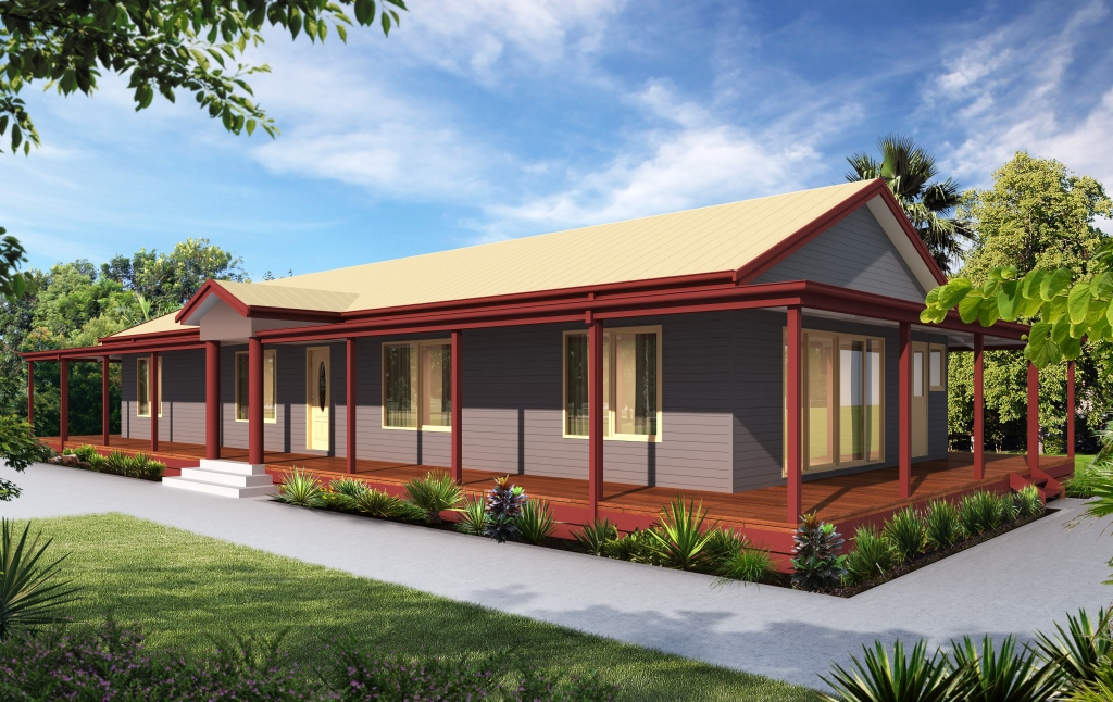 Wentworth Country Style Home Range Swanbuild