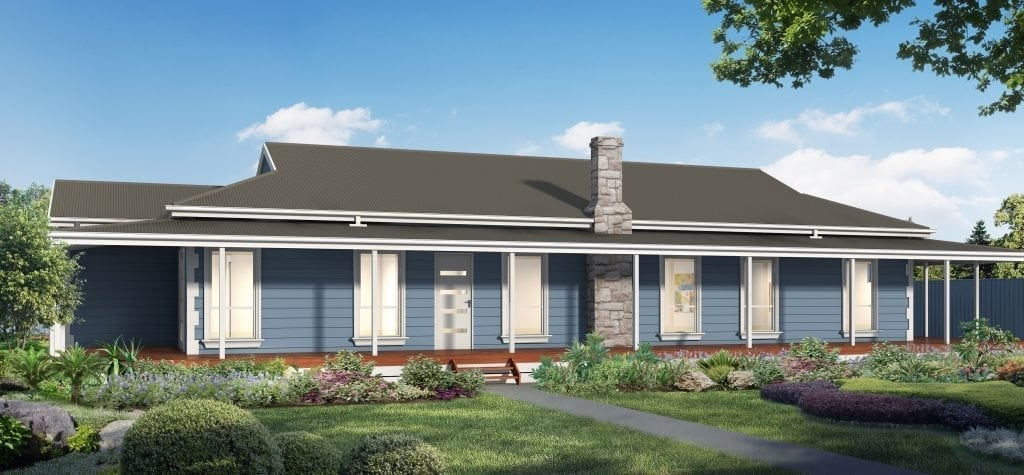 Blackwood 4 swanbuild for Country style manufactured homes
