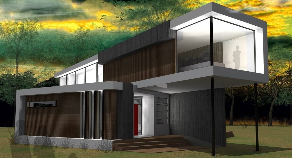 builders of quality country style modular homes in victoria south
