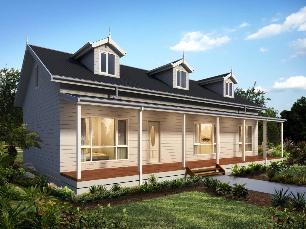 Enjoy the best range of quality modular homes in victoria for Modern kit home designs