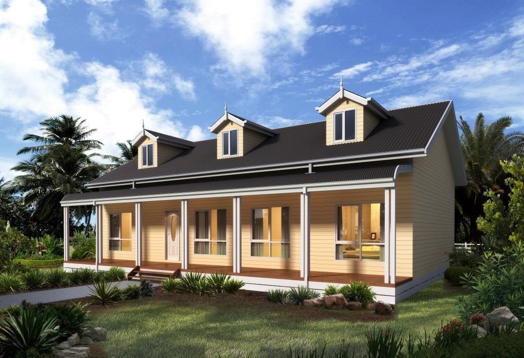 Turpentine 2 swanbuild for Country style home designs nsw