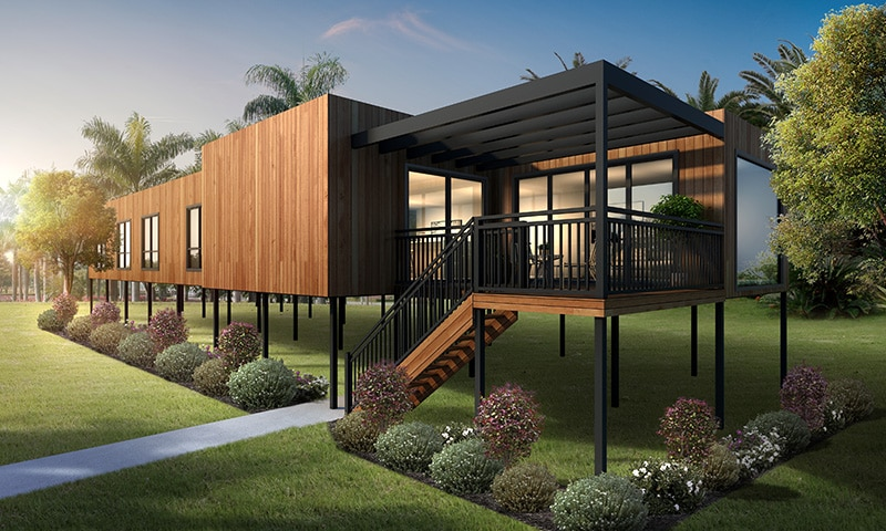 Enjoy The Best Range Of Quality Modular Homes In Victoria Nsw Sa From Swanbuild Modular Homes