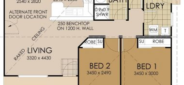 the chippendale floor plan2