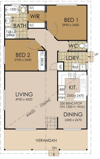 the dexter floor plan2