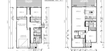 upper level 2 floor plan