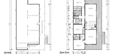 upper level 3 floor plan
