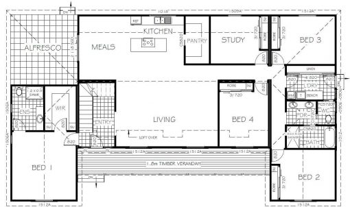 upper level 6 floor plan66